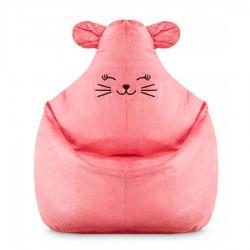 Laste kott-tool Kiisu, roosa