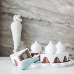 Puidust šokolaadikook