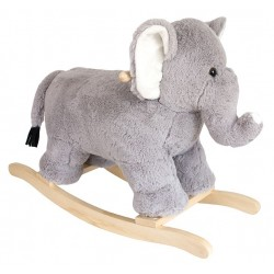 Kiikloom elevant