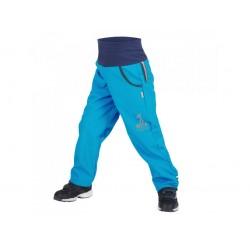 Softshell püksid fliisvoodriga lastele, sinine