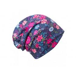 Fliismüts, lilled