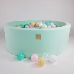 Pallimeri Cupcake, 250 palli