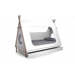 Voodialune sahtel tipi voodile