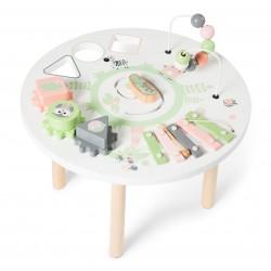 Puidust tegeluskeskus / laud lastele