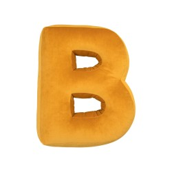 Velvet täht B kollane