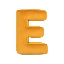 Velvet täht E kollane
