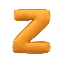 Velvet täht Z kollane