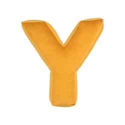 Velvet täht Y kollane