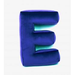 Velvet täht E sinine