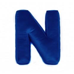 Velvet täht N sinine