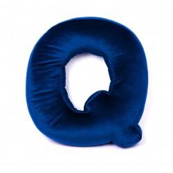 Velvet täht Q sinine