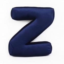 Velvet täht Z sinine