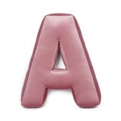 Velvet täht A roosa