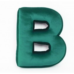 Velvet täht B roheline