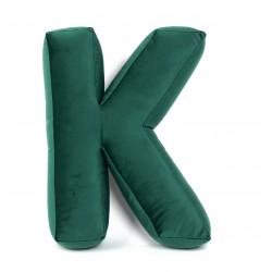Velvet täht K roheline