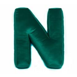 Velvet täht N roheline