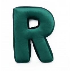 Velvet täht R roheline