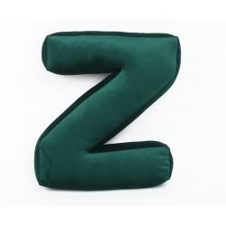 Velvet täht Z roheline