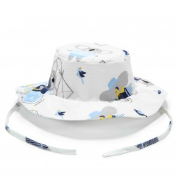 Safari müts, HELLO WORLD