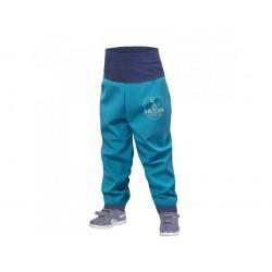 Õhukesed püksid ilma voodrita väikelastele, sinine