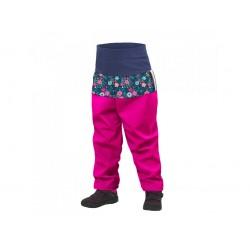 Softshell püksid fliisvoodriga väikelastele,...