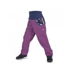 Softshell püksid fliisvoodriga lastele,...