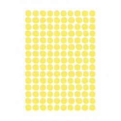 Seinakleebised A3, kollased täpid