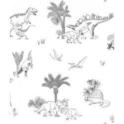 Fliistapeet dinosaurused