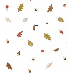 Fliistapeet lehed ja tammetõrud