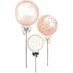 XL seinakleebis õhupallid