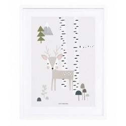 """Lastetoa pilt """"Hirv"""", 30x40 cm"""