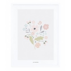 "Lastetoa pilt ""Lillekimp"", 30x40 cm"