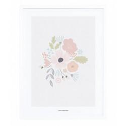 """Lastetoa pilt """"Lilled"""", 30x40 cm"""
