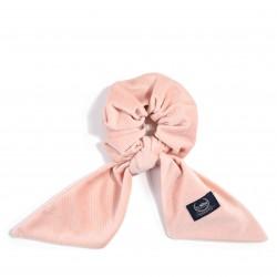 Lipsuga juuksekumm Velvet, powder pink
