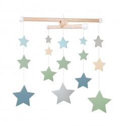 Voodikarusell tähed