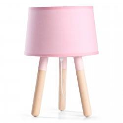 Laualamp, roosa