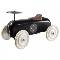 Pealeistutav auto Vintage, must