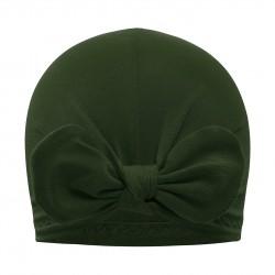 Bambusmüts turban, roheline