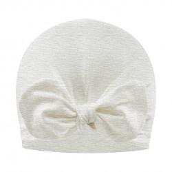 Bambusmüts turban, melange