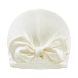 Bambusmüts turban, valge