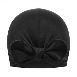 Bambusmüts turban, must