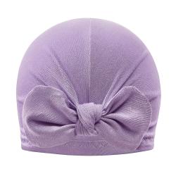 Bambusmüts turban, lilla