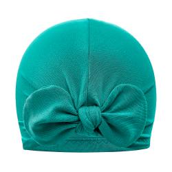 Bambusmüts turban, emerald