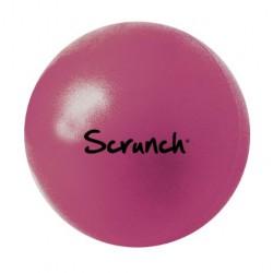 Scrunch pall, kirispunane