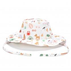 Safari müts, fresnch riviera girl