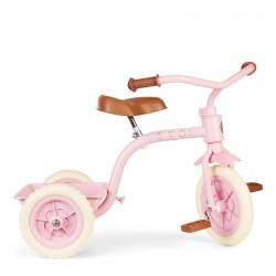 Kolmerattaline jalgratas, roosa