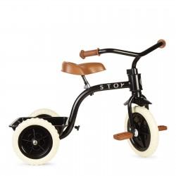 Kolmerattaline jalgratas, must