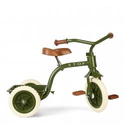 Kolmerattaline jalgratas, roheline