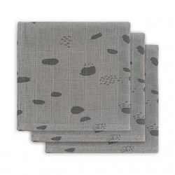 Beebilapid, 3 tk, storm grey