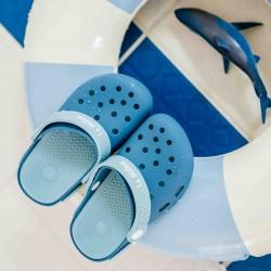 MOONIE'S pehmed sandaalid blueberry